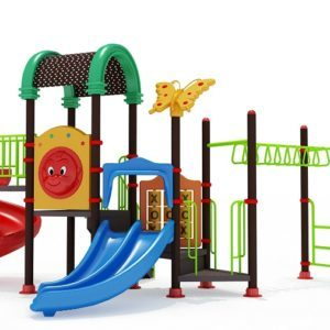 Outdoor Multi Play Station