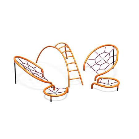 Playground Butterfly Climb Frame