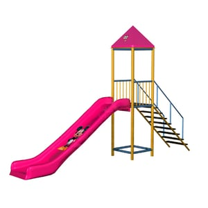 Plain Slide With Canopy