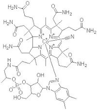 Cyanocobalamin B12