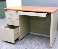 RXL401ST Single Pedestal Desk