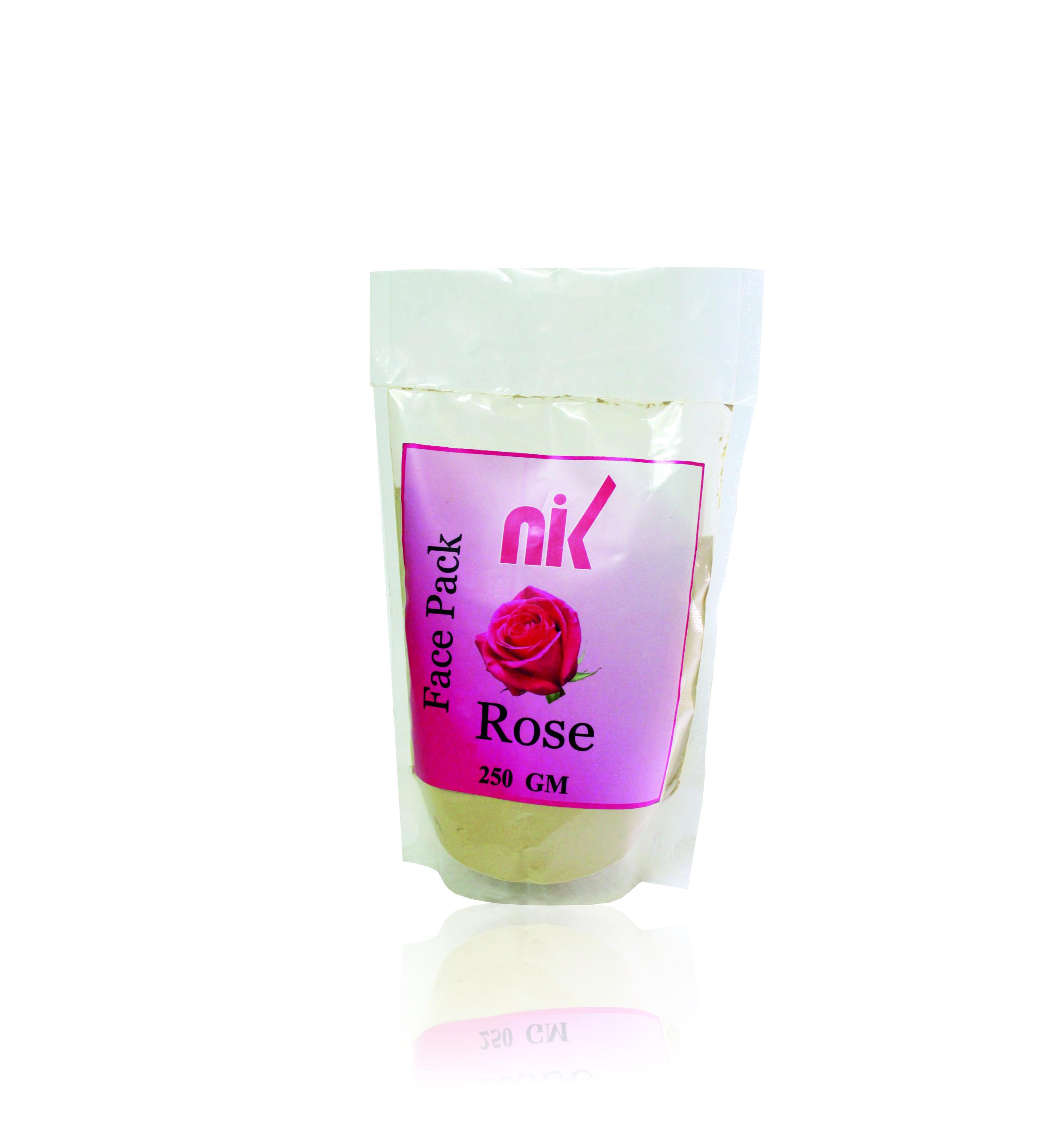 Rose  face pack(250 gm)