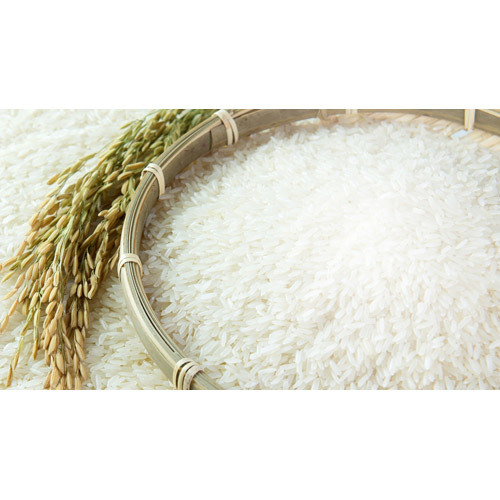 White Organic Rice