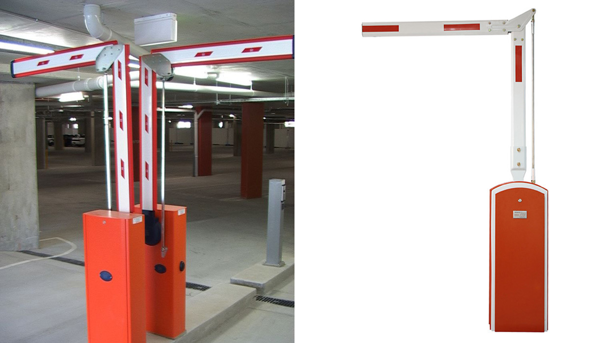 Folding Boom Barriers - Manufacturer,Supplier,West Bengal,India