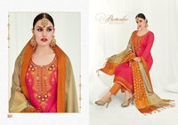 Embroidery Punjabi Suits