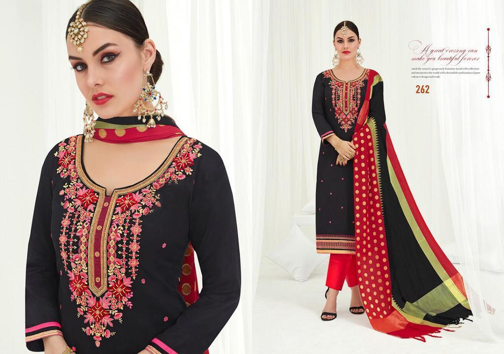 Embroidery Punjabi Suits