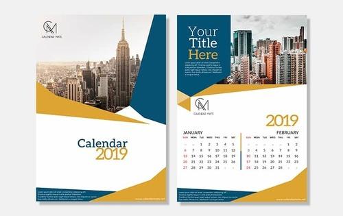 Aria Gallery Calendar