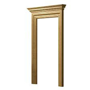 Apartment Door Frame
