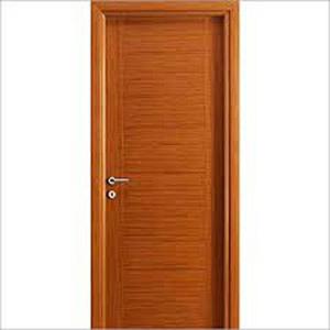 Brown Flush Door