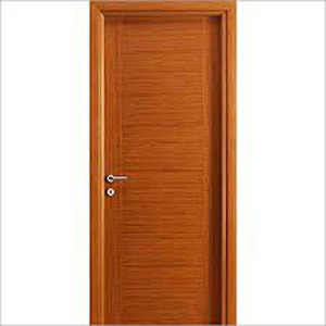 Brown Flush Door