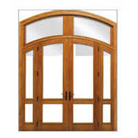 Hall Window Frame