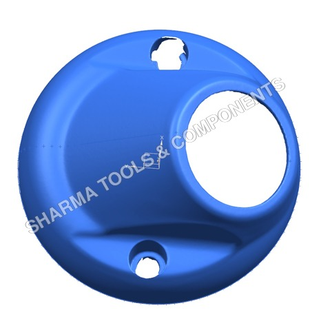 Bulb Holder Cover Plastic Mould