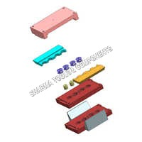 Inchtep Iner Part plastic injection mould