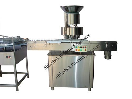 8 Head Vial Sealing Machine