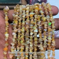 Natural Ethiopian Welo Opal Rough Uncut Chips Beads Wholesale