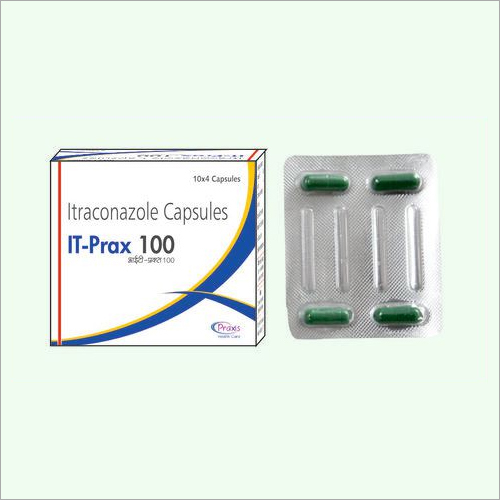 It-Prax 100 Mg Capsules