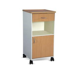 Stainless Steel Hospital Bedside Locker