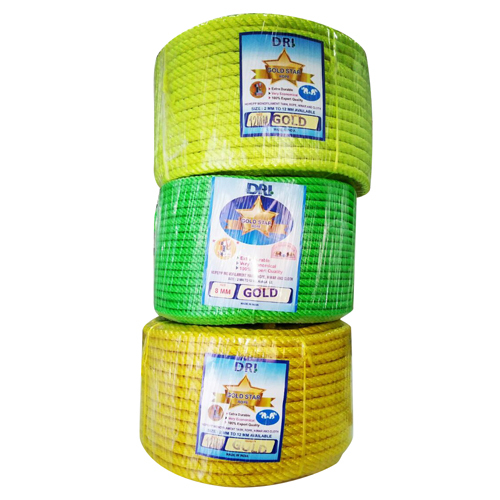 P E Rope 8 MM - 12 MM