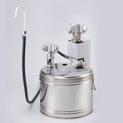 Pneumatic Gear Pump