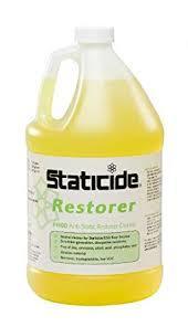 4100 Staticide Restorer Cleaner