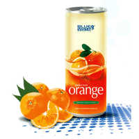 250 ml Garden Fresh Orange Fruit Drink