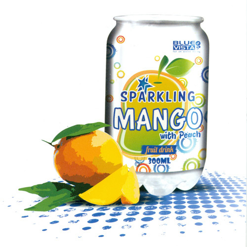 300 ml Canned Mango Fruit Drink