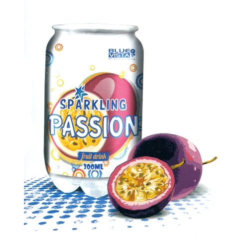 300 ml Canned Fruit Drink