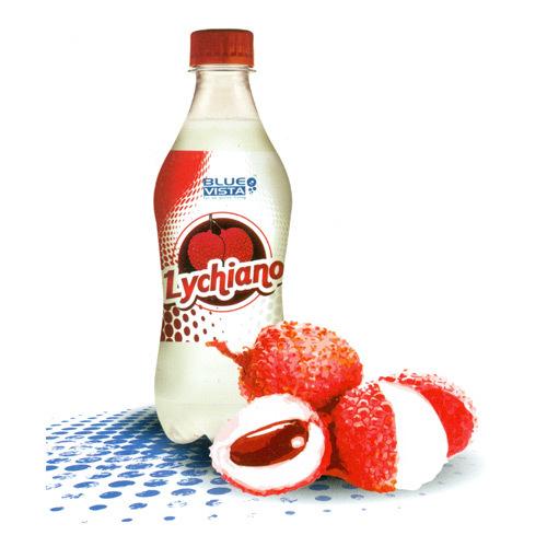 Strawberry Soft Drink