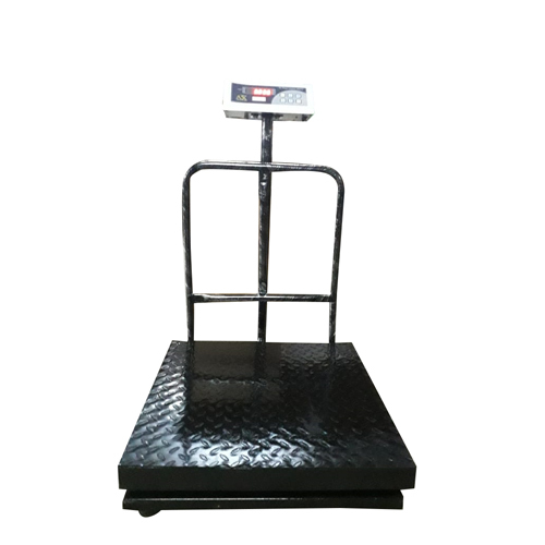 Flat Platform Weighing Machine