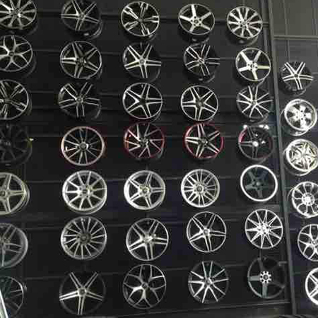 Vehicle Alloy Wheel Rim