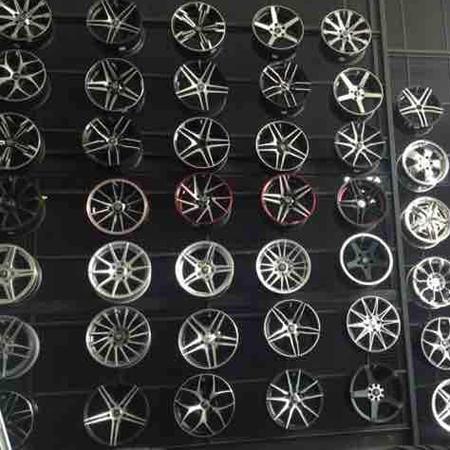 Vehicle Alloy Wheel Rim