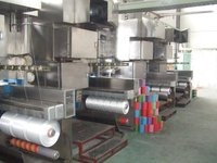 PP FDY spinning machine
