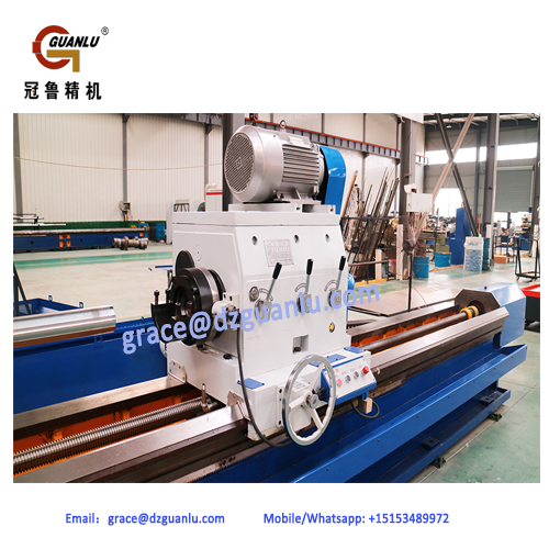 BTA Deep Hole Boring Machine