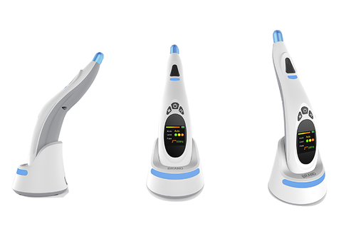 Plasma pen for mole removal and eyelift