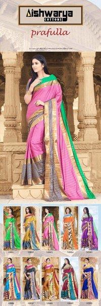 Designer Sari