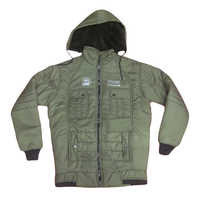 Boys hooded full Sleeve Winter Jacket