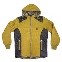 Hooded Full Sleeve Winter Jacket