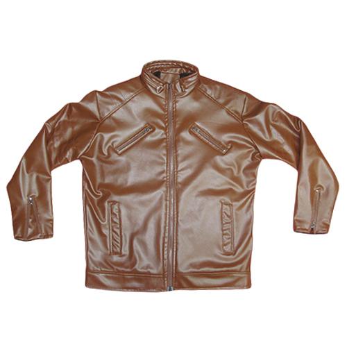 Chinese leather jacket