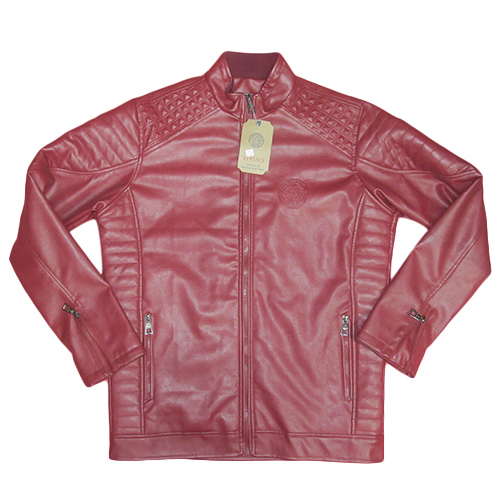 Chinese leather jacket