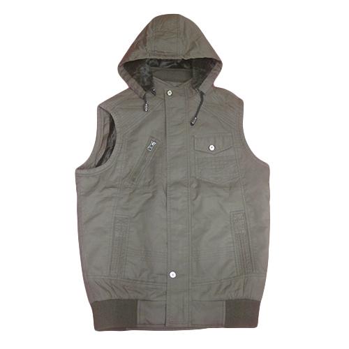 Boys Winter Sleeveless Jacket