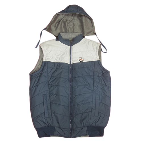 Hooded Winter Sleeveless Jacket
