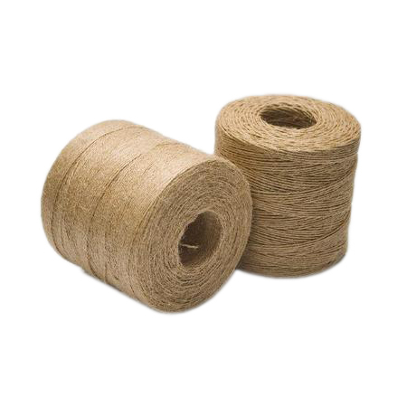Brown Jute Yarn