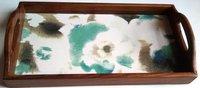 Designer Handmade Wooden Tray
