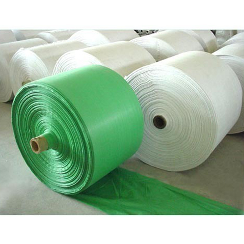 PP Colored Woven Fabric