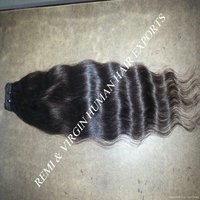 Wholesale Body Wave Indian Temple Human Hair