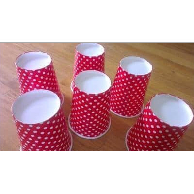 Flat Paper Cup Bottom