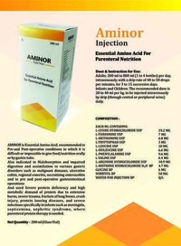 Amino Acid Injection