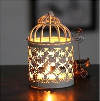 Moroccan Lantern Table Lamp Handcrafted