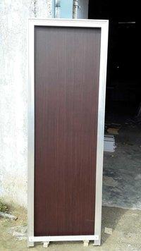 Thermo pvc door