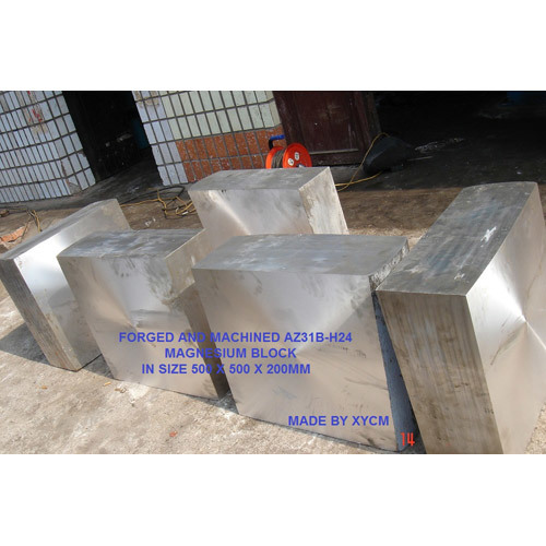 Magnesium Alloy Block